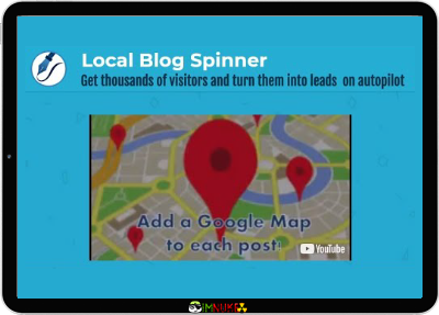 Local Blog Spinner